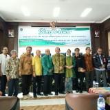 Simposium Gubes dan Doktor Bidang Sosial Politik KAHMI (Foto: Imarotul Izzah/MalangTIMES)