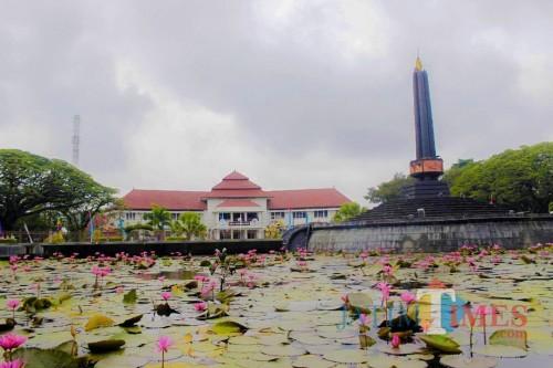 Kawasan Balai Kota Malang (Dok. MalangTIMES)