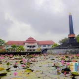 Kawasan Balai Kota Malang (Yogi Iqbal/MalangTIMES)