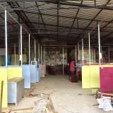 Nganggur  4 Bulan, PKL Kota Batu Tempati Pasar Panggung