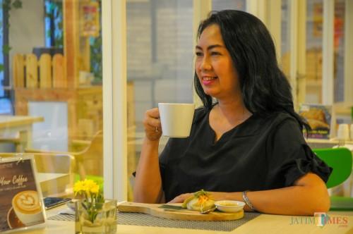 Salah satu variant menu Afternoon Break dari Lime Restaurant faveHotel Tlogomas (Luqmanul Hakim/MalangTIMES)