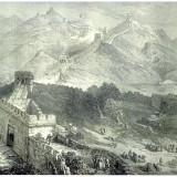 Tembok besar china yang pembangunannya konon menelan ribuan jiwa (Istimewa)