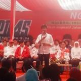 Calon Presiden nomor urut 01, Jokowi, menceritakan kisahnya merintis usaha