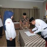 Terpilih Jadi Ketua PMI Kabupaten Malang, Jajuk Rendra Kresna: Modal Saya Bismillah
