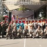 Jajaran Pemerintah Kota Malang saat rayakan HUT Satpol PP, Linmas, dan Damkar di Balai Kota Malang (Humas Pemkot Malang for MalangTIMES).