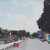 Jembatan kaca akan menghubungkan Alun-Alun Kota Blitar dengan Taman Pecut.