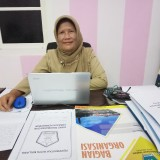 Ir. Lilis Pujiharti, Kabid Perumahan dan Pertanahan Disperkim Kota Malang (Anggara Sudiongko/MalangTIMES)