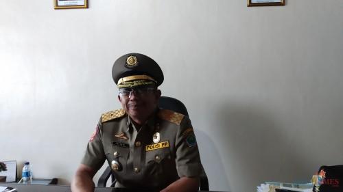 Kepala Satpol PP Kota Malang, Priyadi (Pipit Anggraeni/MalangTIMES).