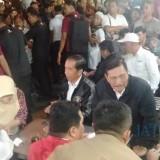 Mampir di Sentra Kuliner Kota Malang, Jokowi Pilih Menu Kopi Hitam