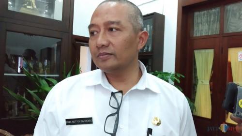Kepala Barenlitbang Kota Malang Erik Setyo Santoso (Pipit Anggraeni/MalangTIMES).