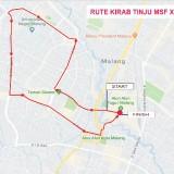 Atlet Tinju dalam Gelaran Malang Super Fight ke-26 Akan Dikirab, Ini Rutenya