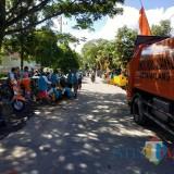Sambut Hari Jadi Kota Malang, Dinas Lingkungan Hidup Upayakan Kebersihan Maksimal
