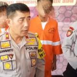 Kapolsek Klojen, Kompol Budi Harianto (Kiri) (Anggara Sudiongko/MalangTIMES)