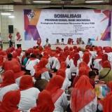 Eva Sundari berharap Rampak Sarinah Kediri menjadi motor Gerakan Kolaborasi 4.0. (Foto: Dok Eva Kusuma Sundari)