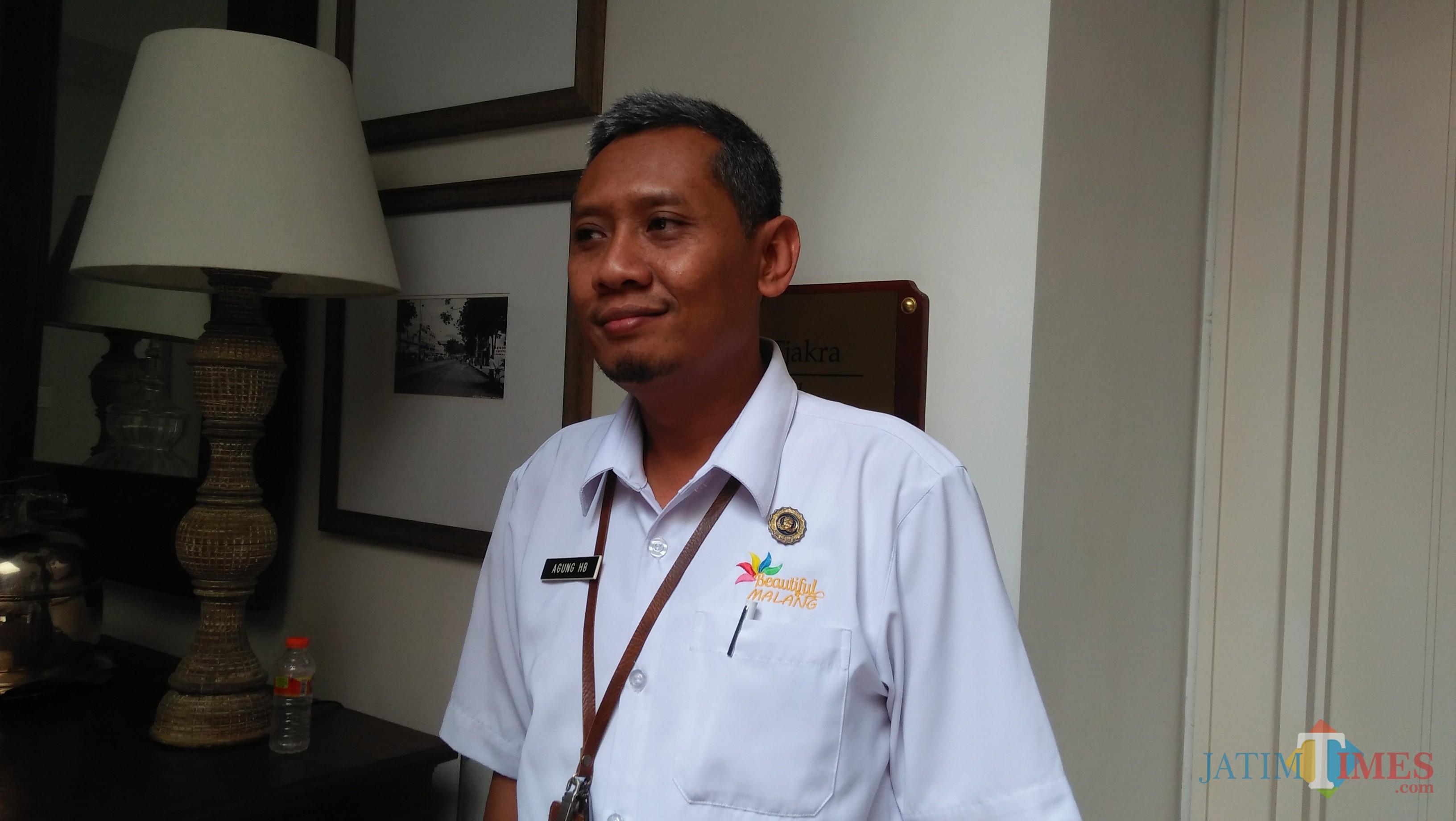 Agung H. Buana, Kasi Promosi Pariwisata Disbudpar�Kota Malang