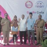 Sosialisasi Genre Ceria di Kelurahan Bago Tulungagung bertujuan mencetak generasi muda emas.(Foto : Team BlitarTIMES)