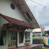 Salah satu aset di Jl Bukit Berbunga, Desa Sidomulyo, Kecamatan Batu. (Foto: Irsya Richa/BatuTIMES)