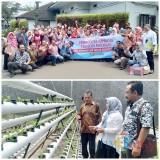 Studi Dinas Pertanian Pemkab Blitar ke Bandung untuk meningkatkan kapasitas penyuluh pertanian