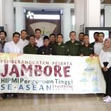 Berangkatkan Mahasiswa ke Jambore HIPMI ASEAN, Sutiaji Sampaikan Ini