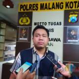 Kasatreskrim Polres Malang Kota AKP Komang Yogi Arya Wiguna (Anggara Sudiongko/MalangTIMES)