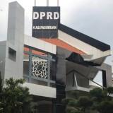 Kantor DPRD Kabupaten Pasuruan.