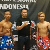 Gangga (celana merah), meraih prestasi menjadi tang terbaik di kelas 55 kg Perebutan Sabuk Presiden Pencak Dor Profesional Indonesia