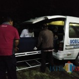 Jasad Budi Hartanto dipulangkan ke Kediri usai diotopsi.
