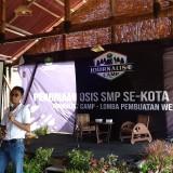 Journalist Camp, Pelajar Kota Malang Diajak Menyongsong Era 5.0