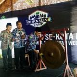 Wali Kota Malang Sutiaji Buka Journalist Camp 2019, Tegaskan Pentingnya Ikuti Perkembangan IT