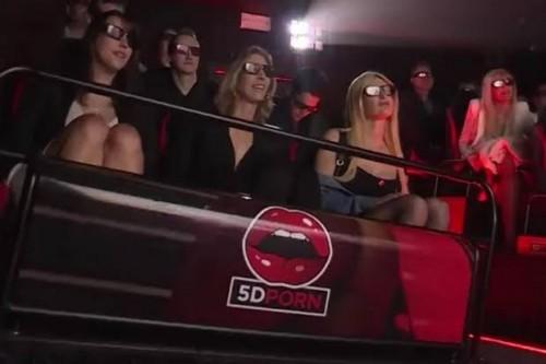 Bioskop porno 5 dimensi (Omroep PowNed/Youtube)