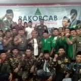 GP Ansor Kabupaten Malang bersiap menerjunkan 10 ribu banser dalam mengawal hari H Pemilu 2019. (GP Ansor for MalangTIMES)