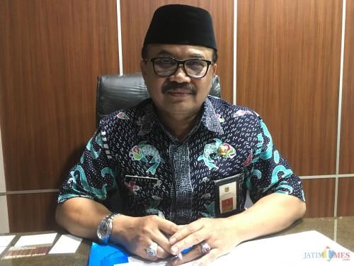 Kepala Bapenda Kabupaten Malang Dr Purnadi. (Foto : Dokumen MalangTIMES)