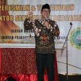 Resmikan Kantor Bersama Ikatan Notaris Indonesia, Ini Pesan Sutiaji
