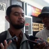 Sekretaris Desa Ngrejo Wiwik Agung Suryanto saat di Mapolres Tulungagung./ Foto : Istimewa / Tulungagung TIMES