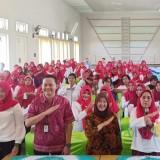 Anggota MPR RI Fraksi PDI Perjuangan Eva Kusuma Sundari Gelar Sosialisasi 4 Pilar dengan Para Pendamping PKH di Kecamatan Wates. (Foto: Dok Eva Sundari)