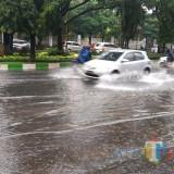 Hujan Deras Kembali Melanda, 17 Titik Kota Malang Banjir