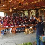 Hari Ketiga, Peserta Journalist Camp 2019 Mulai Kritis Bertanya tentang Peluang Memperoleh Pundi-Pundi Rupiah dari Website Kreatif