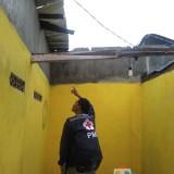 Lagi, Wilayah Kabupaten Malang Diterjang Angin Kencang, Puluhan Rumah Warga Rusak
