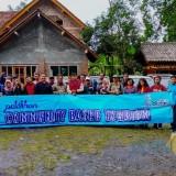 Kunjungan Disparbudpora Pemkab Blitar dan perwakilan Desa Wisata ke Kulonprogo