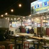 Pasar Panggung, Destinasi Kuliner Baru di Alun-alun Kota Batu