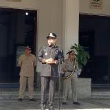 Wali Kota Malang Sutiaji saat memimpin apel pagi di Halaman Balai Kota Malang (Humas Pemkot Malang for MalangTIMES).