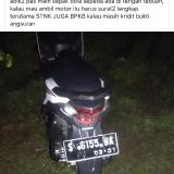 Viral Penemuan Motor Diduga Hasil Curian di Malang, Berikut Fakta dari Pihak Kepolisian