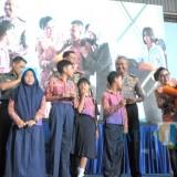 BMH Support  Pemberdayaan Anak Berkebutuhan Khusus  di HUT Ke-73 TNI AU