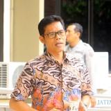 Azam Fikri Ketua Bawaslu Kota Probolinggo(Agus Salam/Jatim TIMES)