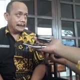 Kadinso Kabupaten Jombang saat diwawancarai di Pendopo Kabupaten Jombang. (Foto : Adi Rosul / JombangTIMES)