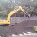 Normalisasi Dam Larangan Perlancar Debit Air dan Mudahkan Petani