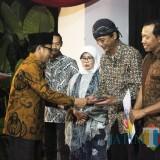Wali Kota Malang, Drs. Sutiaji saat sesi pengukuhan K3M (Igoy)