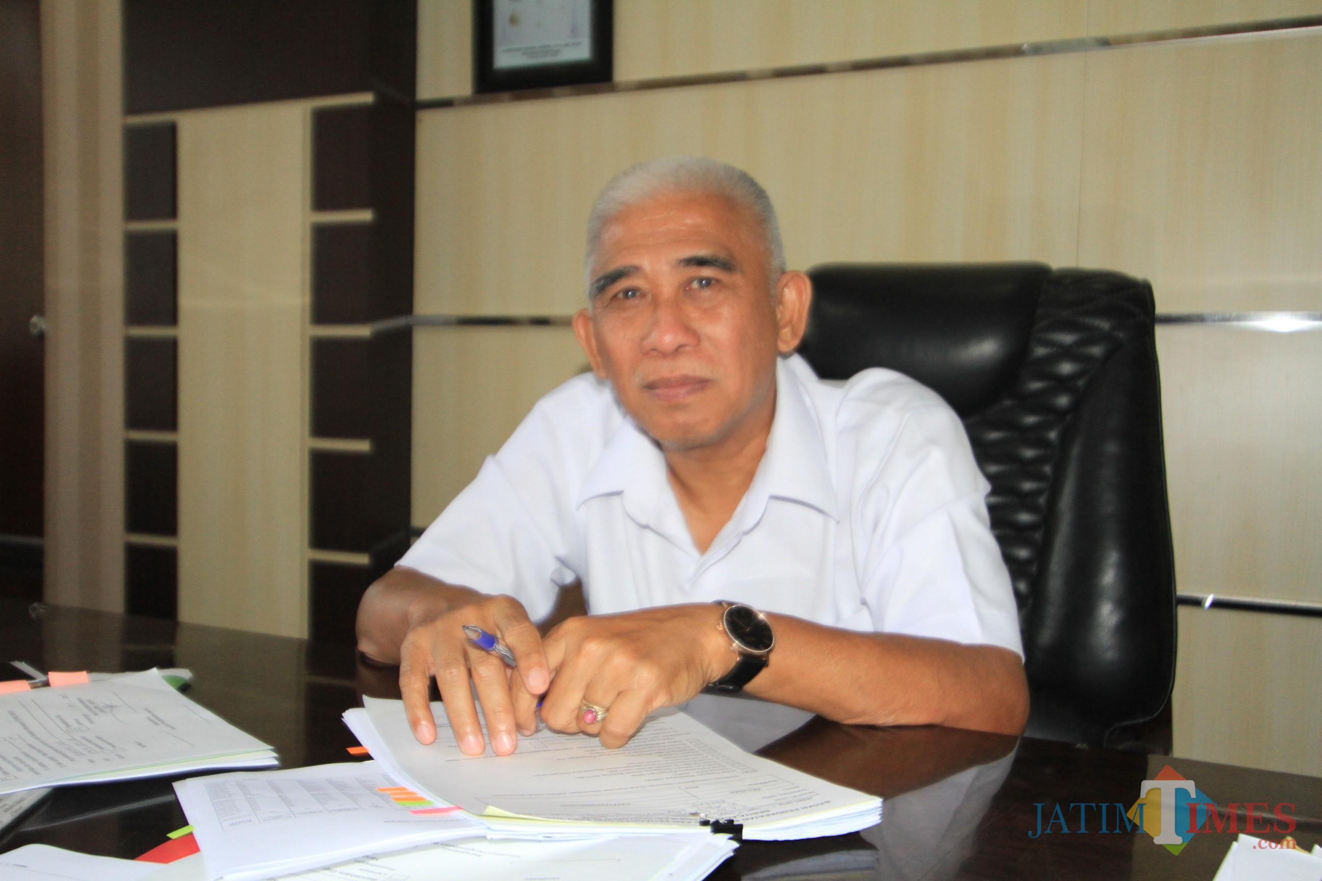 Imanto, Kepala Dinas Pendapatan Pengelola Keuangan dan Asset Daerah (Agus Salam/JatimTIMES)