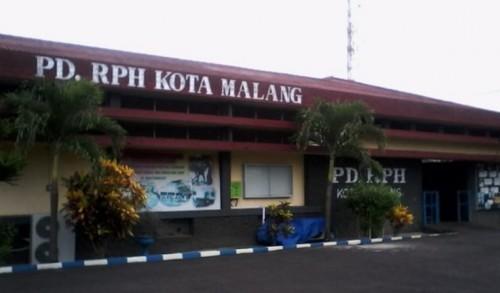 Kantor Perusahaan Daerah (PD) Rumah Potong Hewan (RPH) Kota Malang. (Foto: Foursquare.com)