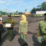 Antisipasi Kerawanan Pemilu, 24.968 Personel Satlinmas Bakal Dikerahkan di Kabupaten Malang